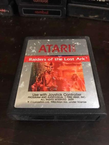 Raiders Of The Lost Ark Atari 2600!!!