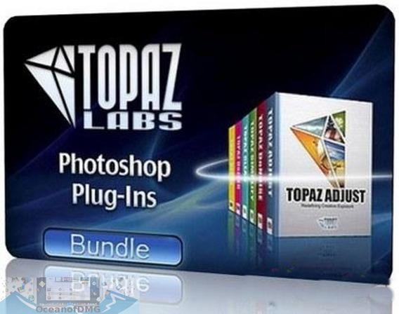 Topaz Labs Photoshop Plugins Bundle - Photoshop Topaz Plugin