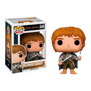 Funko Pop Lord Of The Rings-samsagaz Gamgee 445