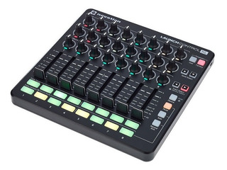 Controlador Usb Para Ableton Novation Launch Control Xl