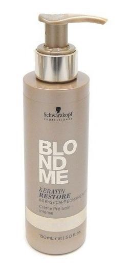 Schwarzkopf Blondme Poción Pre Mascara Intensiva Rubio 150ml