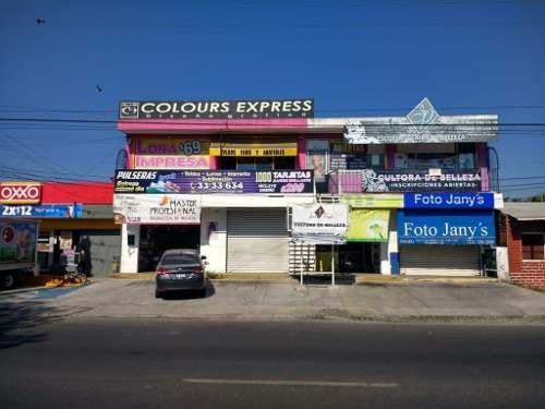 Edificioen Venta , 6 Locales Comerciales Generando Rentas, En Manzanillo