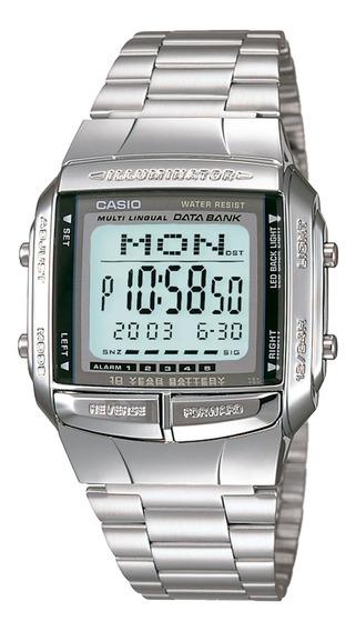 Relógio Casio Db-360-1adf Digital Agenda Telefone - Refinado