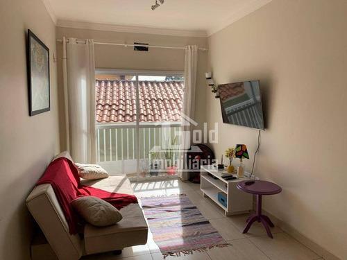 Apartamento Com 2 Dormitórios Para Alugar, 70 M² Por R$ 1.200,00/mês - Jardim Mosteiro - Ribeirão Preto/sp - Ap3135