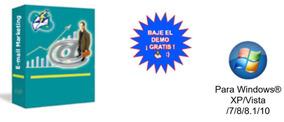 Software Captura Emails Automatico Na Web - Email Marketing
