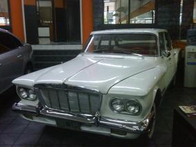 Valiant I Modelo 1961 De Coleccion