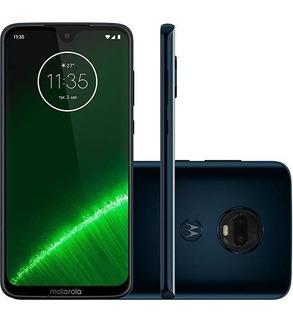 Motorola Moto G7 Plus 64gb,android Pie -9.0 Tela 6.3 Anatel.