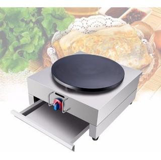 Máquina De Gas Para Hacer Crepas, Hot Cakes, Wafles Butano