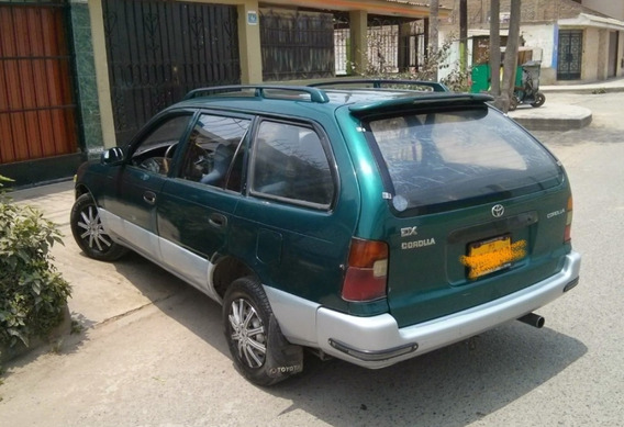 Toyota Corolla Sw. 1995 Petrolero.