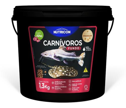 Carnívoros Fundo Com Alho - 1,3 Kg