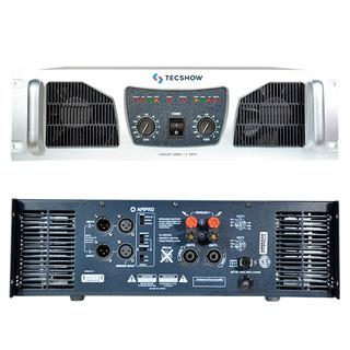 Potencia Audio Ampro American Pro Concert C4800