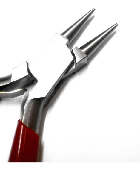 Alicate Ourives Bico Redondo 130mm Não Marca A Peça