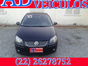 Vw - Volkswagen Polo 1.6 Mi Flex 8v 4p