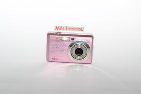 Câmera Digital Samsung Sl102, Com Defeito. Retirar Peças