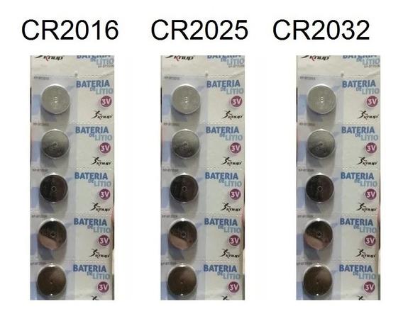 Promoção Kit 30 Baterias Pilhas Relógio Balança Placa Mãe 3v