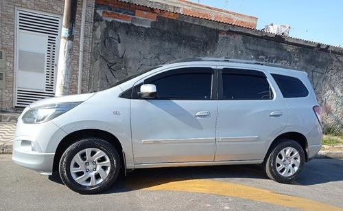Imagem 1 de 7 de Chevrolet Spin 2013 1.8 Ltz 7l Aut. 5p