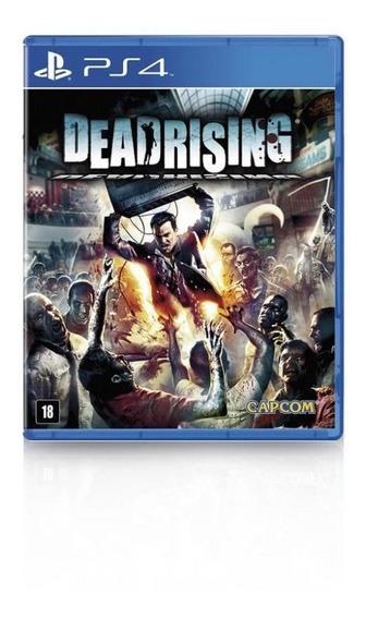 Jogo Game Dead Rising 1 - Ps4