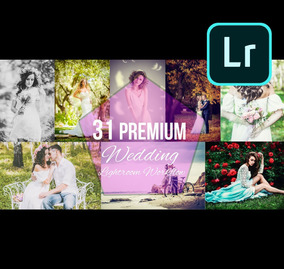 Aesthetic Wedding Premium Lightroom Presets Casamento