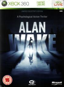 Alan Wake Xbox 360 Mídia Digital Licença
