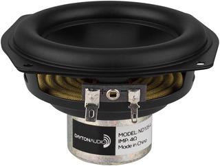 Parlante Dayton Audio Nd105-4 4 Aluminum Cone - Entrega Inm
