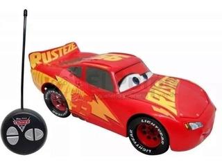 Cars Rayo Mcqueen A Control Remoto Full Funcion Disney Pixar