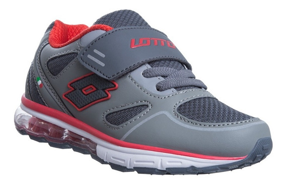Tenis Heres Lotto Gris