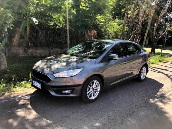 Vendo Ford Focus 3 1.6 S 4 Puertas (no Permuto, No Financio)