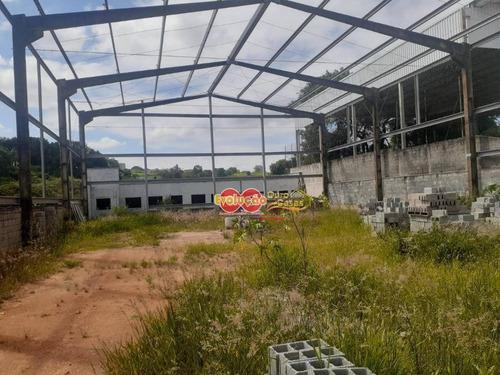 Imagem 1 de 10 de Galpão - Santo Antônio - Ga0244
