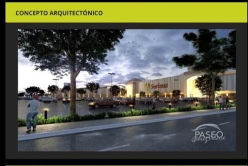 Local Plaza Comercial En Renta, Gómez Palacio, Durango