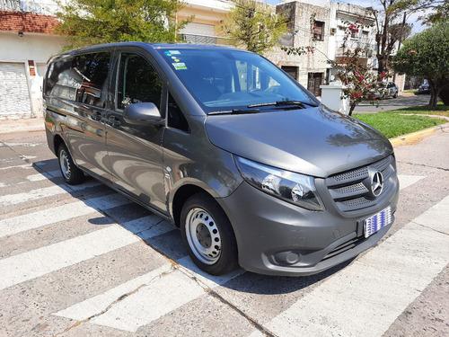 Mercedes Benz Vito Mixto 4+1 Inigualable Estado