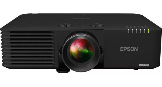 Projetor Epson Powerlite L615u Laser 6000wuxga+nf/p Entrega