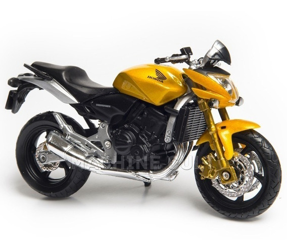 Miniatura Moto Honda Hornet 600 Raro 1/18