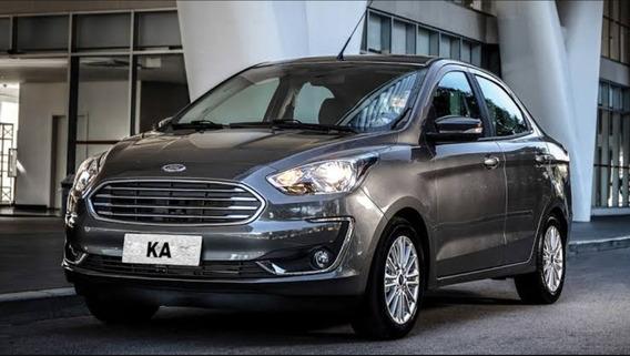 Ford Ka 1.0 S Flex 5p 2020