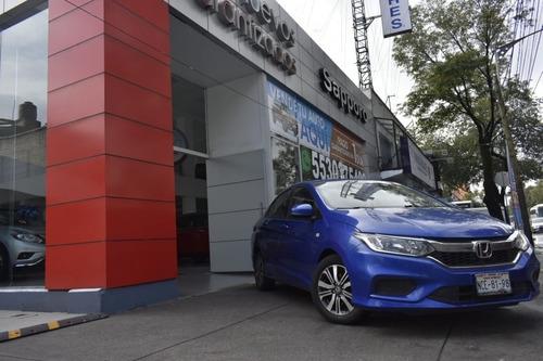 Imagen 1 de 15 de Honda City 2018 1.5 Lx Mt