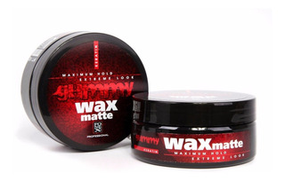 Cera Pomada Gummy Wax Matte Cabello Perfecto
