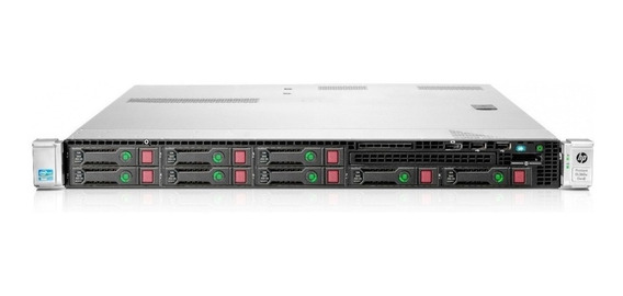 Servidor Hp Proliant Dl 360 G8 - 32gb Ram - Octa Core - Semi