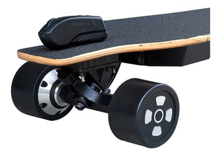Longboard Electrico Ion- Mando A Distancia 700w 35km/h Local