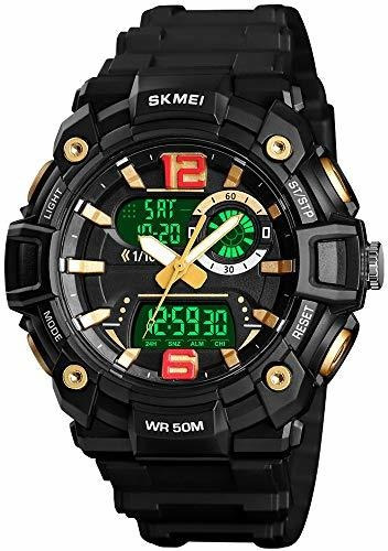 Reloj Digital De Gran Dial S Shock Hombres Reloj Militar Del