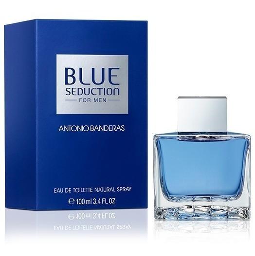 Decant Amostra Do Antonio Banderas Blue Seduction Men 10ml