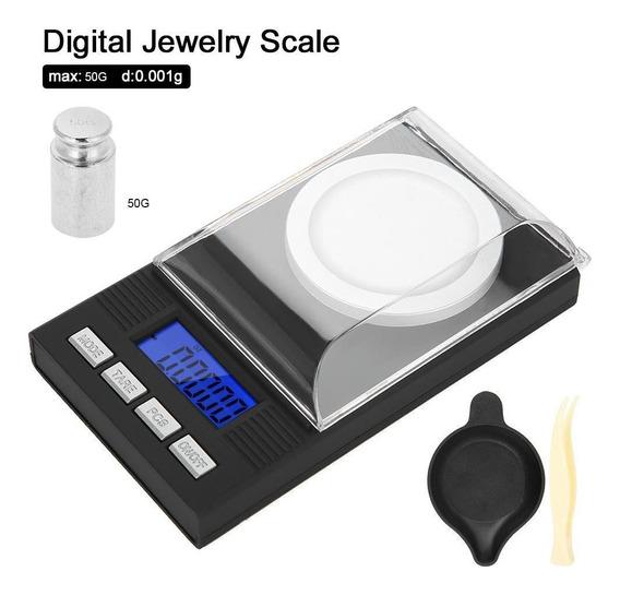 Balança Digital Bolso Jóias Ouro Pesagem Mini Lcd Eleito