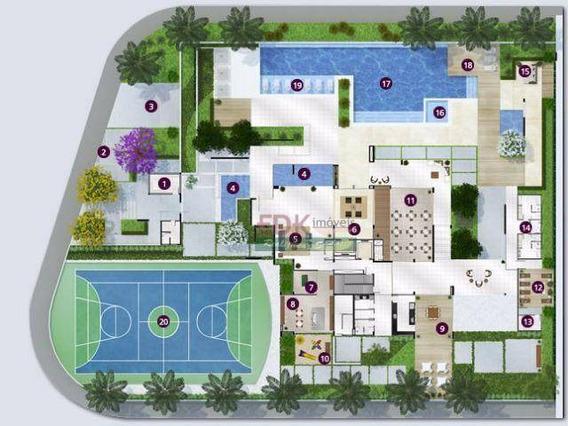 Apartamento Residencial À Venda, Jardim Das Nações, Taubaté. - Ap0286