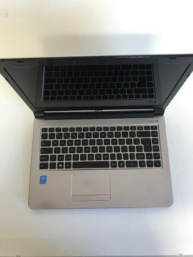 Notebook Positivo Premium Xs7010 I3 4005u 4gb Cod6 - 500gb