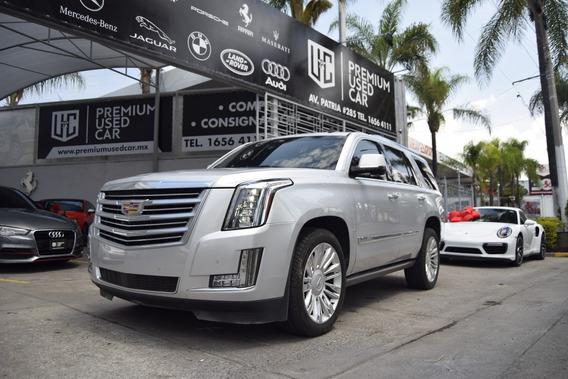 Cadillac Escalade Corta Platinum 2015