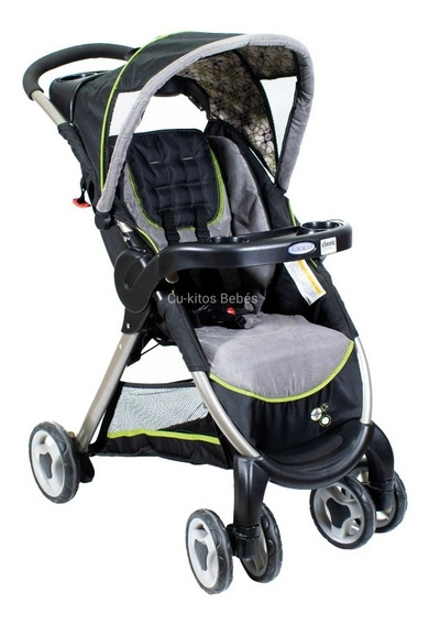 Coche Paseo Fastaction Graco