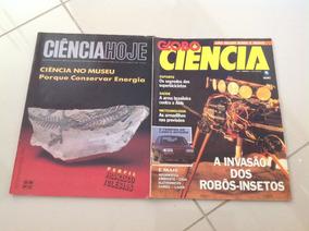 18 Revistas Antigas - Colecionador - Ler Anuncio