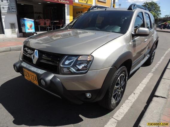 Renault Duster Dynamique Dakar 4x4 Aa Abs Mt Fe