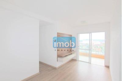Macuco - Apartamento De 1 Dorm Novo Em Predio Com Lazer E 1 Vaga Demarcada - Ap6270