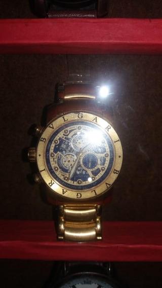 Relógio Bavlgari Iron Man