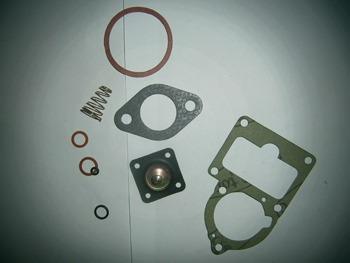 Imagen 1 de 5 de Carburador Kit Volkswagen Fusca 1.6 Solex Simple
