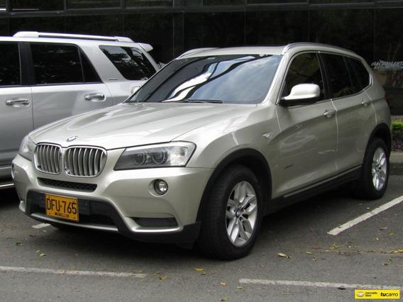 Bmw X3 Xdrive28i 3000 Cc At 4x4